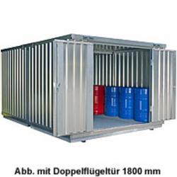 Container-Kombination SAFE TANK 2000