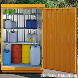 Einzel-Container SAFE TANK 100