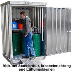 Einzel-Container SAFE TANK 200