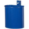 Abfallbehälter aus Stahlblech