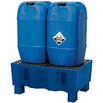 Auffangwanne mit 4 Füßen für 60-Liter-Behälter oder Kleingebinde