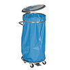 Fahrbarer Abfallsammler mit Fußpedal