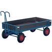 Handpritschenwagen mit 4 Bordwänden