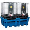 IBC- und KTC-Station für 2 Container