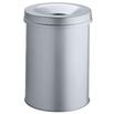 Papierkorb Safe, selbstlöschend