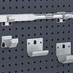 Rohrhalter für PERFO-Platten-System