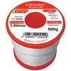 Stannol Elektronik-Lötzinn HS 10, Gewicht 500 g, Länge 80 m