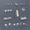 Werkzeughaken-Sortiment, PL 41, 19-teilg
