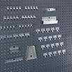 Werkzeughaken-Sortiment PL 38, 60-teilig