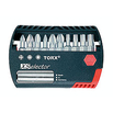 Wiha 11-tlg. Xselector-PH/PZ/Torx-Bit-Sortiment