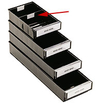 Zwischenwände für verschiedene Treston-Schubladen